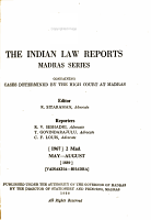 The Indian Law Reports PDF