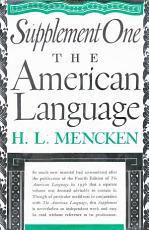 American Language Supplement 1 PDF