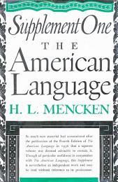 American Language Supplement 1