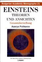 Einsteins Theorien und Ansichten PDF