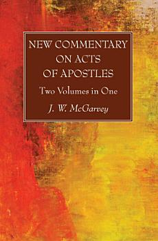 New Commentary on Acts of Apostles PDF