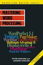 Mastering Word Processing