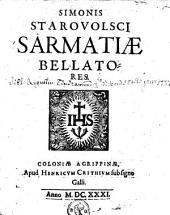 Sarmatiae bellatores