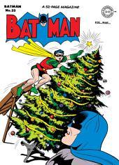 Batman (1940-) #33