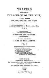 Travels to Discover the Source of the Nile, in the Years 1768, 1769, 1770, 1771, 1772, & 1773: Volume 2