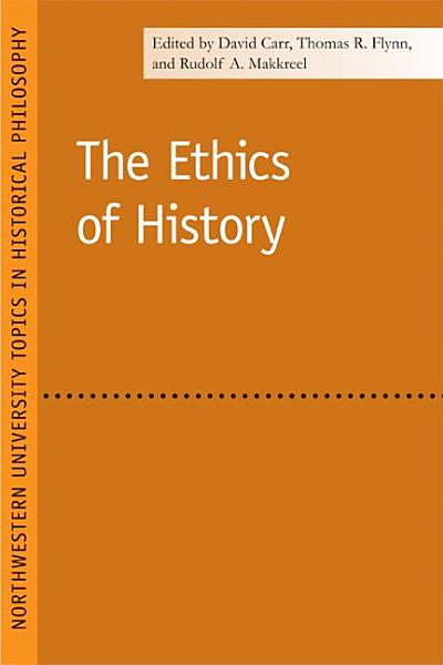 The Ethics of History PDF