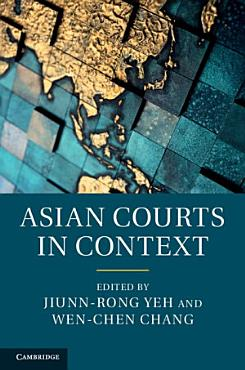 Asian Courts in Context PDF
