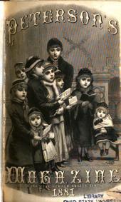 The Peterson Magazine: 1881