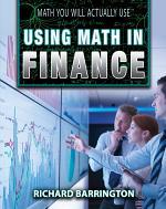 Using Math in Finance