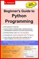 Beginner's Guide to Python Programming