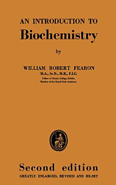 An Introduction to Biochemistry PDF