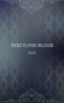 Pocket Planner Organizer 2020