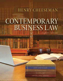 Contemporary Business Law PDF