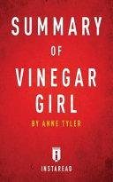 Summary Of Vinegar Girl PDF