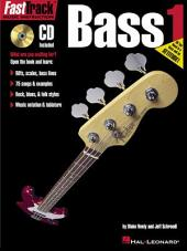 FastTrack Bass Method -: Book 1