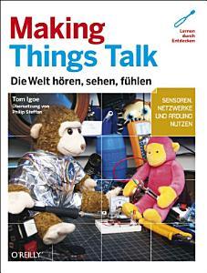 Making Things Talk  Make  PDF