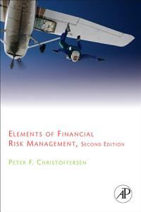 Elements of Financial Risk Management PDF