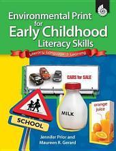 Environmental Print for Early Childhood Literacy PDF