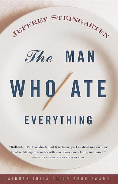Download The Man Who Ate Everything Book