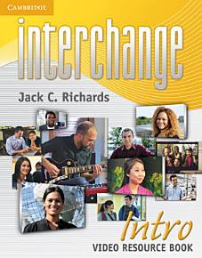 Interchange Intro Video Resource Book PDF