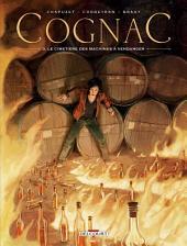 Cognac T03: Le Cimetière des machines à vendanger