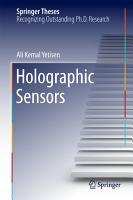 Holographic Sensors PDF