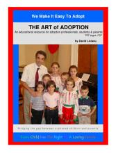 THE ART of ADOPTION: An educational resource for adoption professionals and parents
