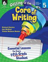 Essential Lessons for Every Fifth Grade Student  Level 5 PDF