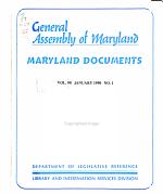 Maryland Documents PDF