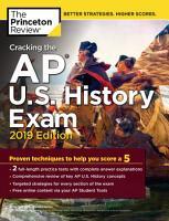 Cracking the AP U S  History Exam  2019 Edition PDF