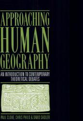 Approaching Human Geography Book PDF