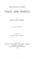 Popular tales PDF