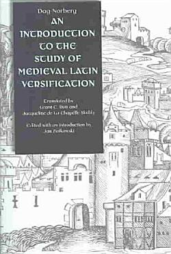 An Introduction to the Study of Medieval Latin Versification PDF