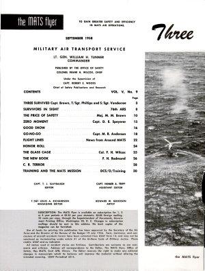 The MATS Flyer