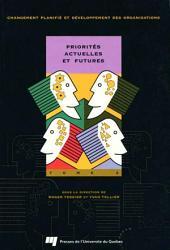 Priorités actuelles et futures :: Volume2