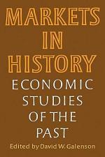 Markets in History