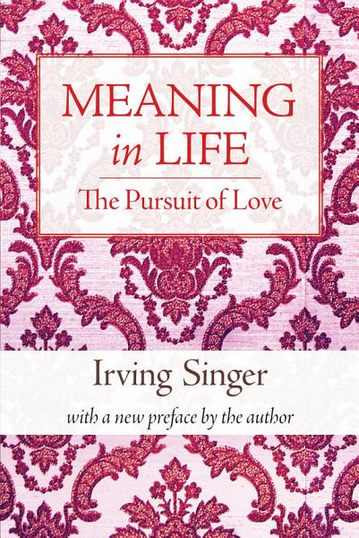 Meaning In Life Volume 2