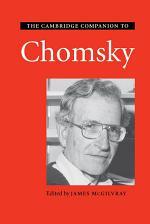 The Cambridge Companion to Chomsky