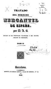 Tratado del derecho mercantil de España