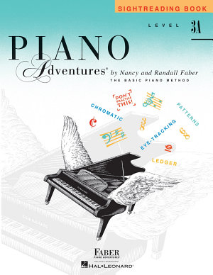 Piano Adventures : Level 3A Sightreading Book