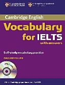 Cambridge Vocabulary for IELTS with Answers PDF