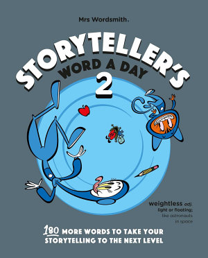 Storyteller s Word a Day 2