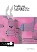 Download Tendances Des Migrations Internationales 2004 Book