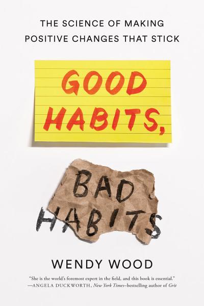 Download Good Habits  Bad Habits Book