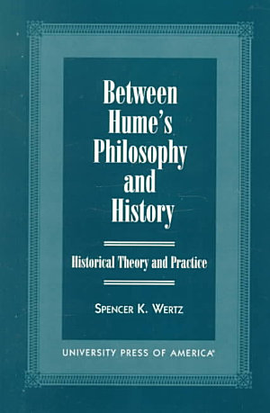 Between Hume s Philosophy and History