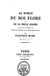 Le roman du roi Flore et de la belle Jeanne