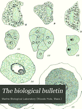 The Biological Bulletin: Volume 27