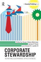 Corporate Stewardship PDF