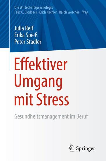 Effektiver Umgang mit Stress PDF