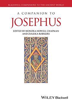 A Companion to Josephus PDF